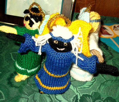 Angels Knitted